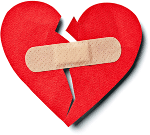 Help your clients overcome a broken heart