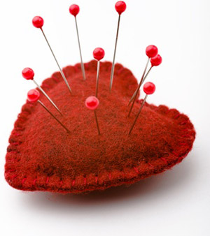Heart pin cushion cropped
