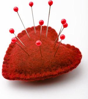 Heart pin cushion cropped