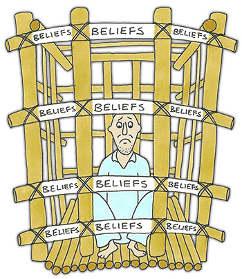 Help your clients escape the prison of their negative beliefs