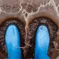 Give your client positivity wellies