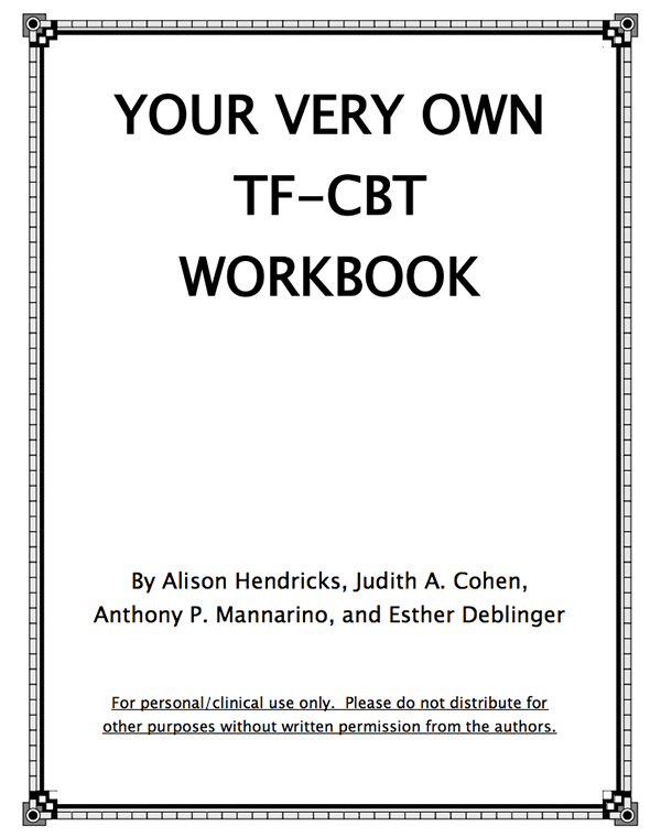Cognitive Behavioral Therapy (CBT) Resources And Worksheets ...