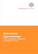 Uncommon Hypnotherapy book cover