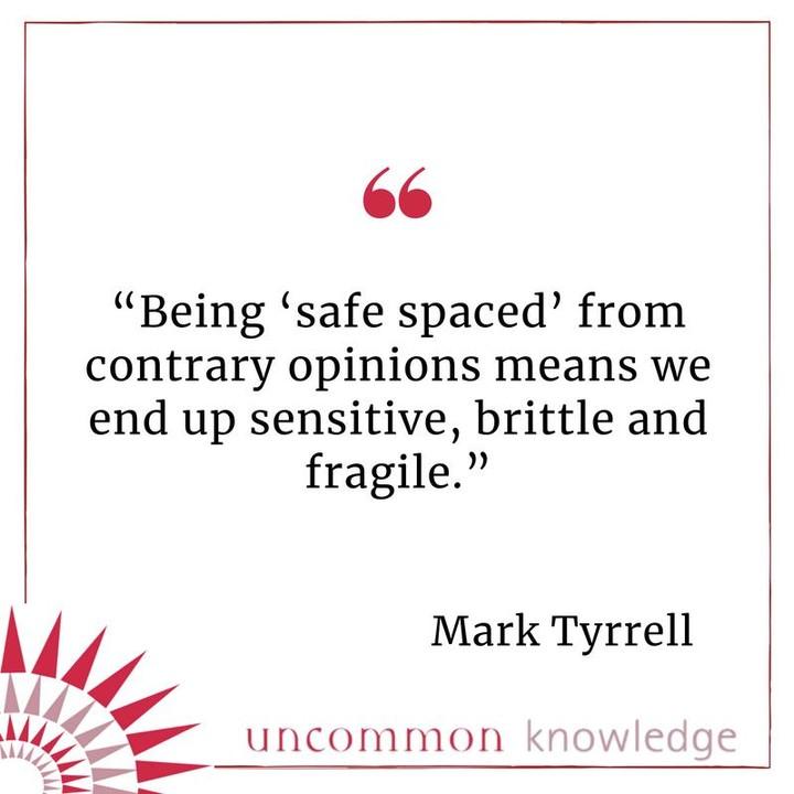 Mark Tyrrell's quote
