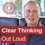 Clear Thinking Out Loud Podcast image