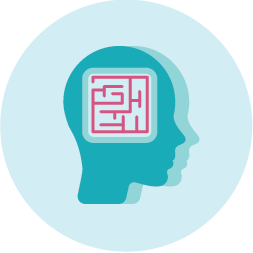 Behavioural experiments icon